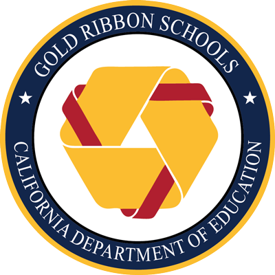 California Gold Ribbon Award